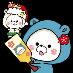【販売停止】クリスマスとお正月がやってきた!
