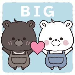 【BIG】くまぽこと新しいお友達